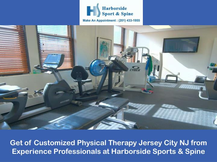 get of customized physical therapy jersey city n.