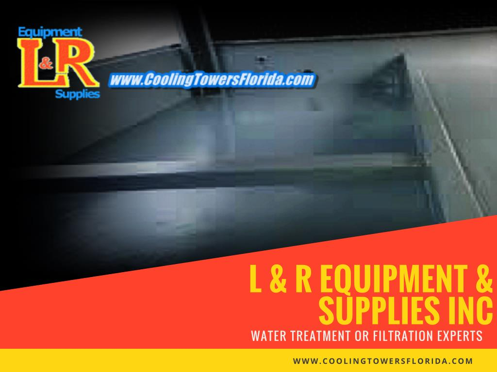 Cooling tower hvac ppt