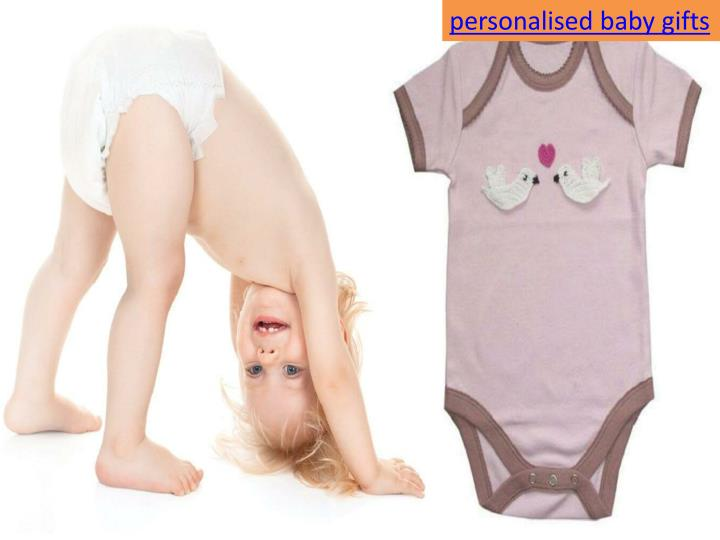 Ppt personalized baby gifts online buy custom gifts for personalised baby gifts negle Image collections