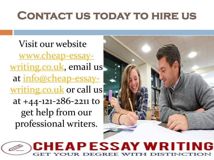 Essay Help - Affordable Essay Writing Service UK