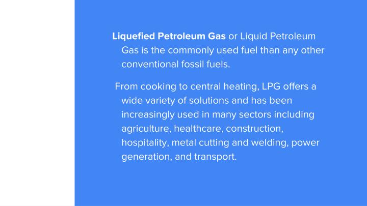 a study on the liquefied petroleum Foreword this study guide has been prepared to aid petroleum professionals studying for the spe petroleum engineering certification program the material includes a full sample.