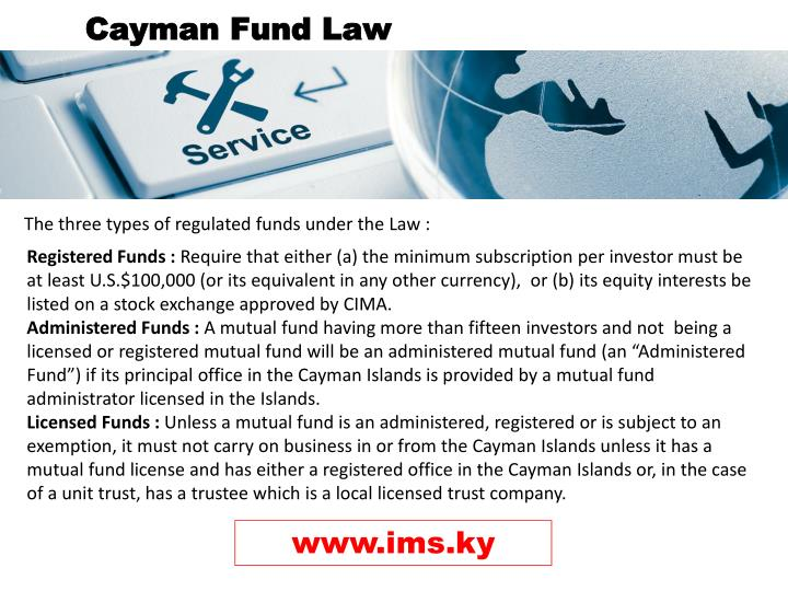 International Fund Services Cayman Islands