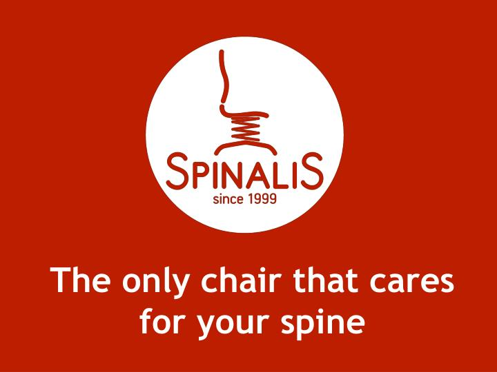 the only chair that cares for your spine n.