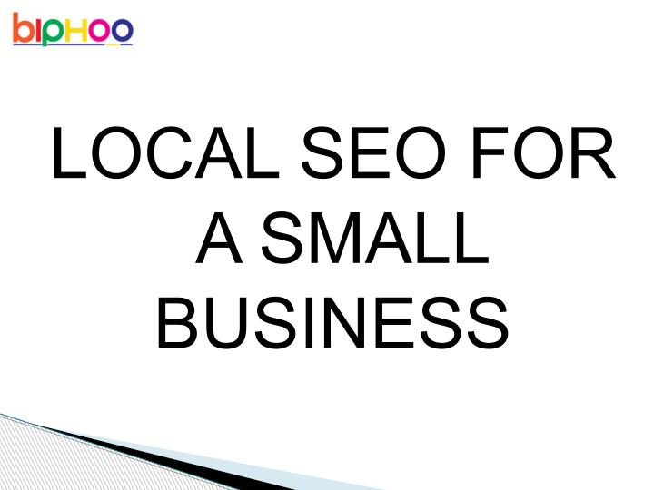 PPT - Best Local SEO Services For Small Business Nearby You