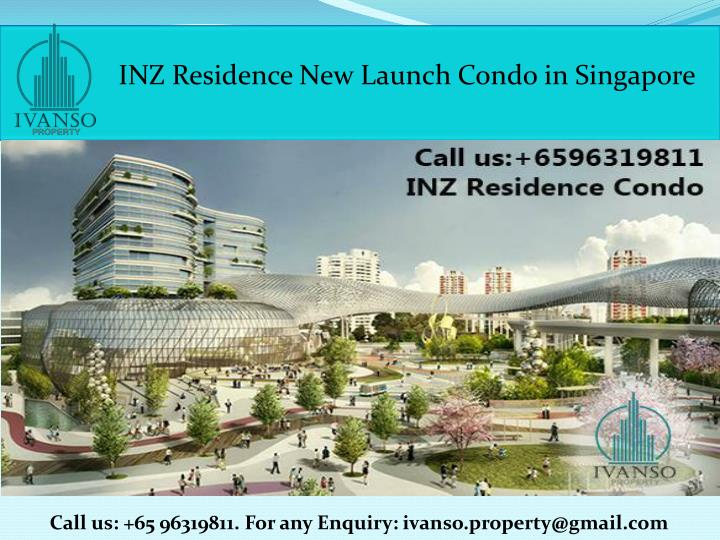inz residence new launch condo in singapore n.