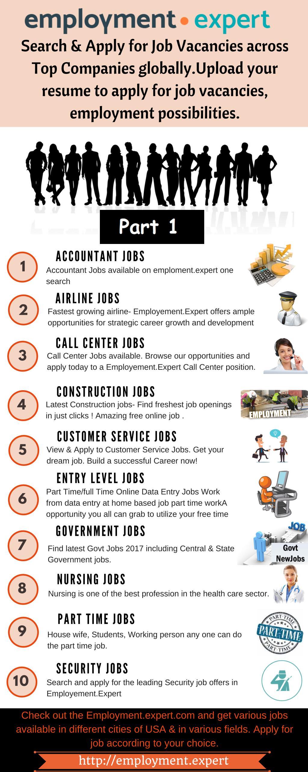 search apply for job vacancies across n.