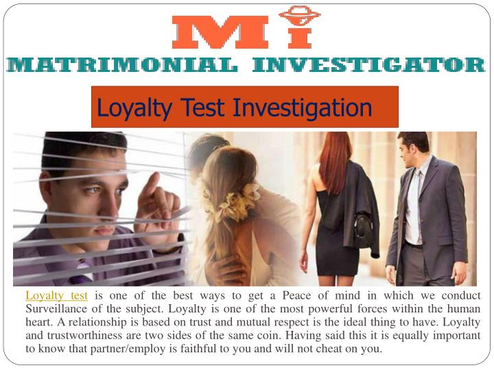 relationship vs loyalty test Crm vs loyalty programs the program is now in test phase click here to read what michael has to say about this program this was last published in may 2003.