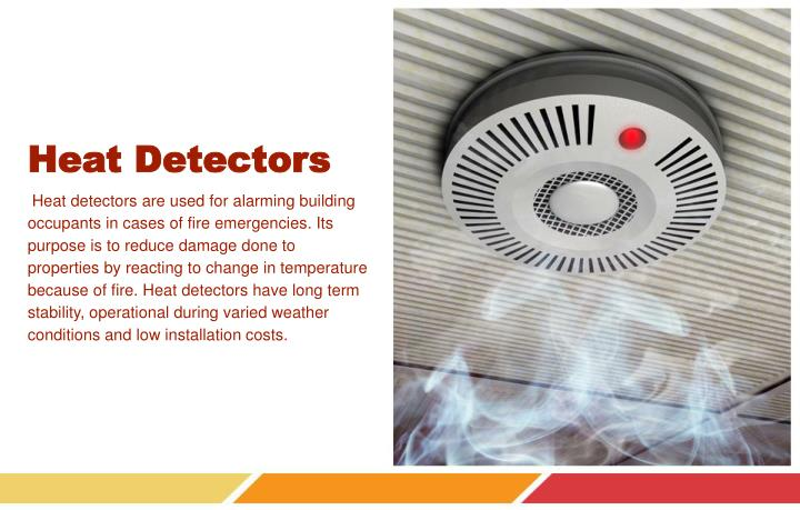 heat detector essay Detecting heat signatures we briefly describe some of the common types of x-ray detectors that use these cascades of the detector has a high.