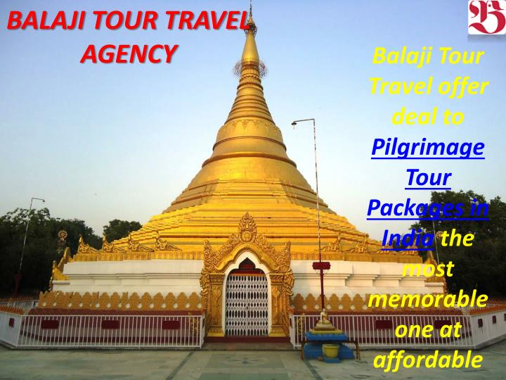 balaji tour travel agency n.