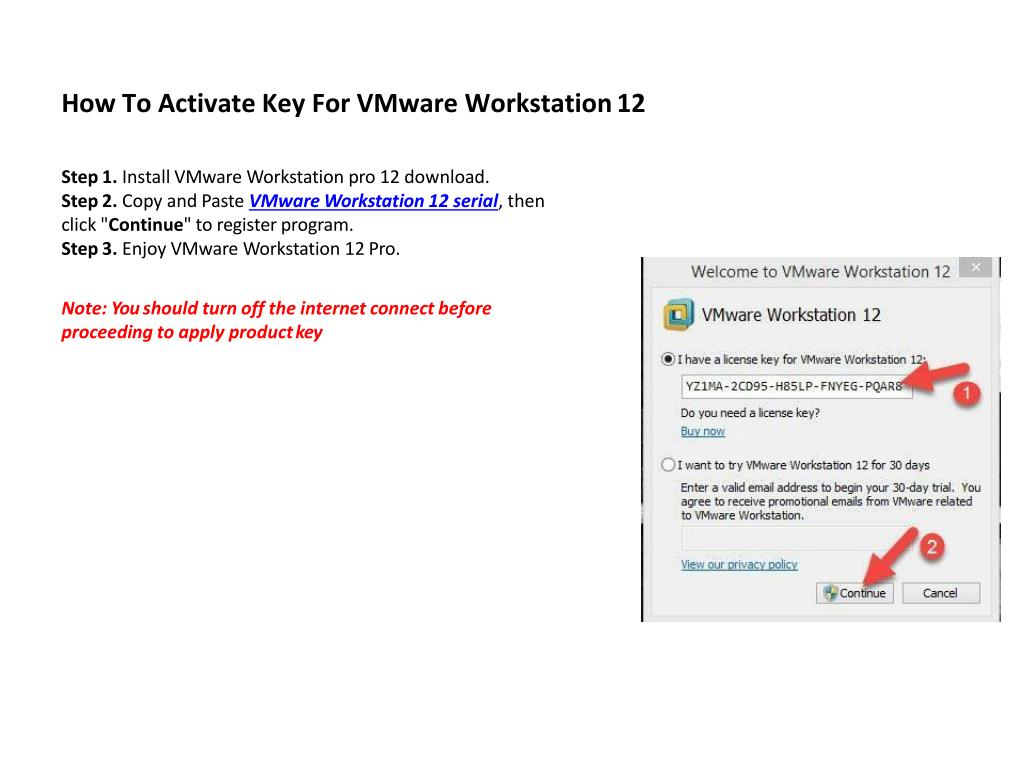 Лицензионный ключ для VMware Workstation 15 Pro - Rumoseg