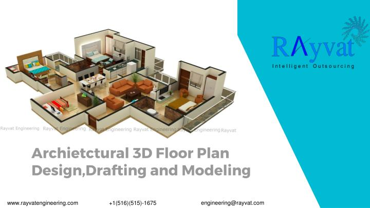 PPT - Architectural Floor Plan Design,Drafting and Modeling