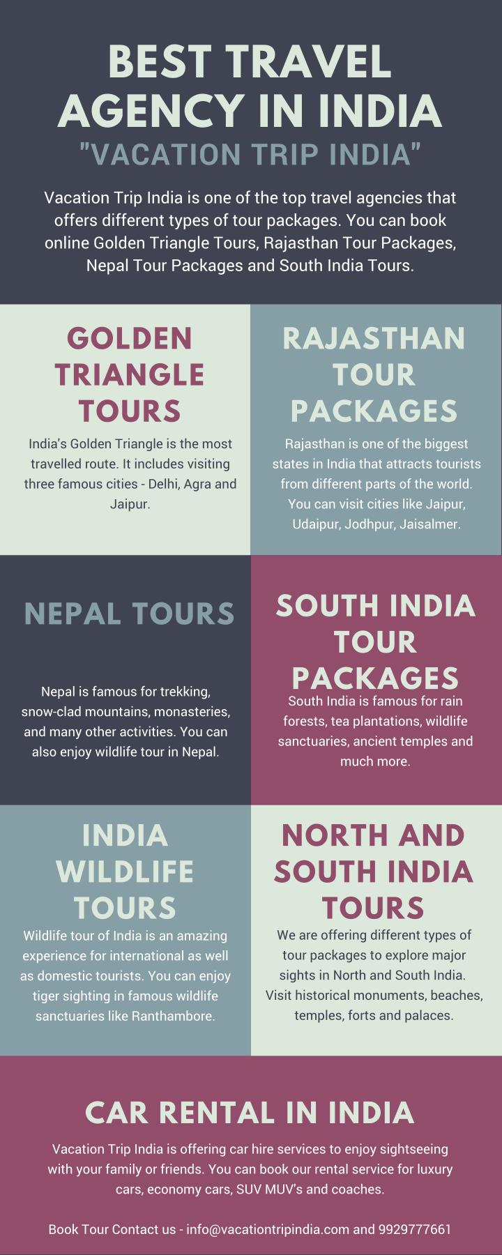 best travel agency in india vacation trip india n.