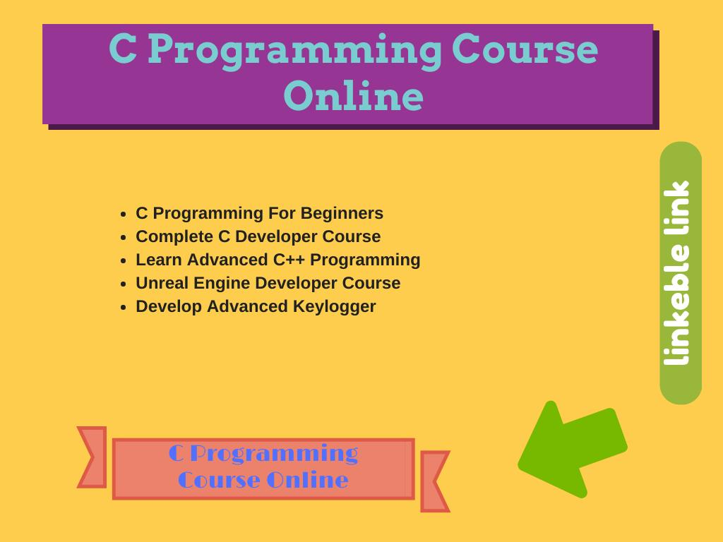 PPT - Best C Programming Course Online PowerPoint