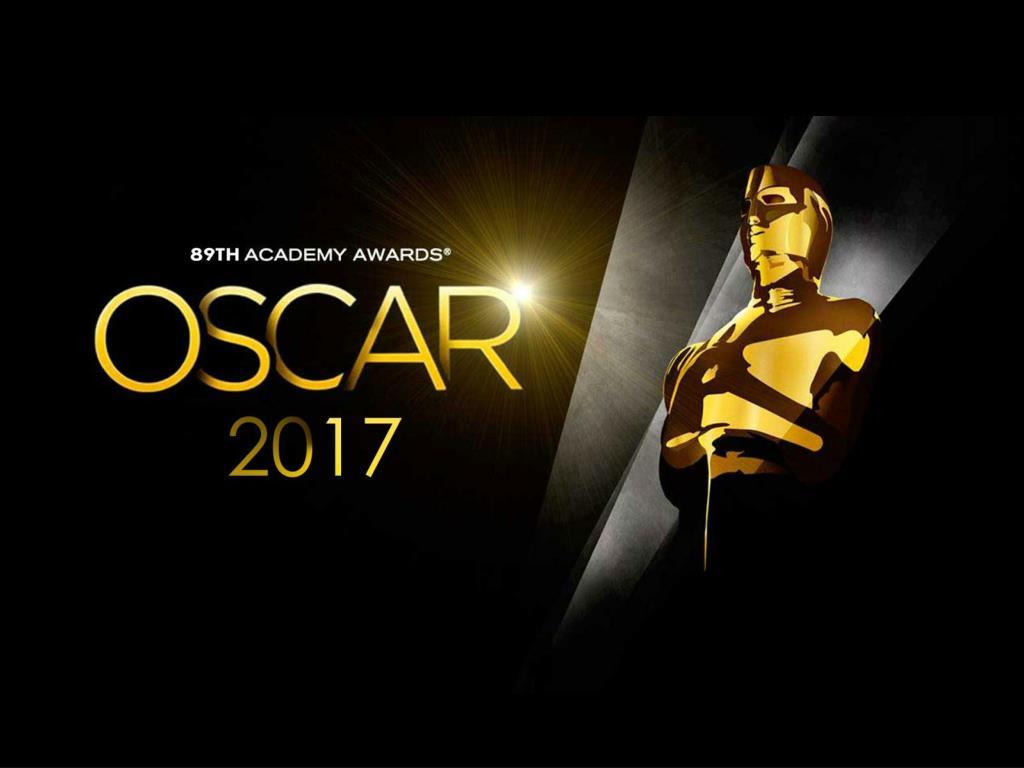 Ppt The Oscars 2017 89th Academy Awards Powerpoint Presentation