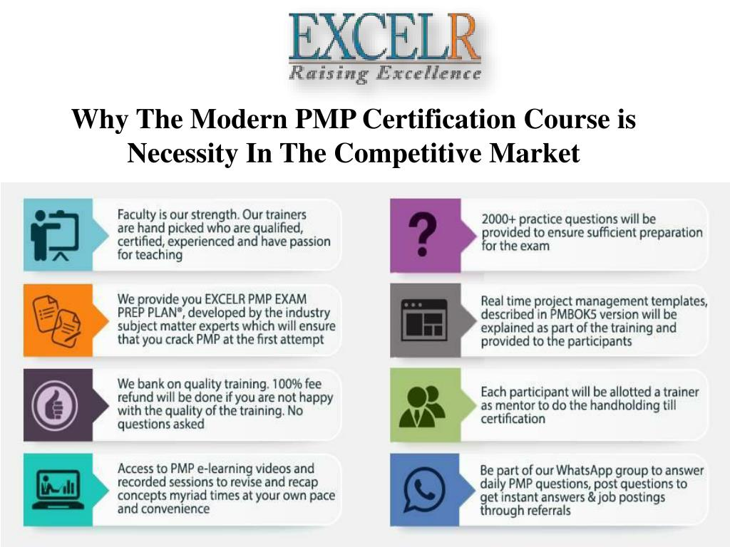 Ppt Why The Modern Pmp Certification Course Is Necessity In The