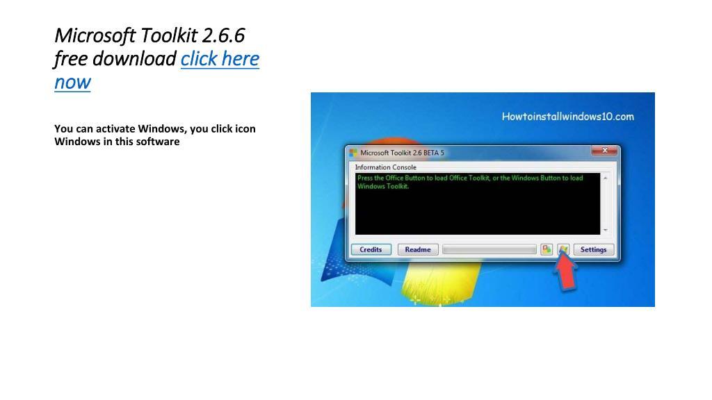 ms toolkit 2.6 beta 2