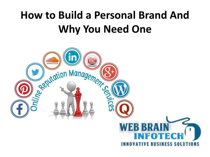 how to build a personal brand and why you need one n.