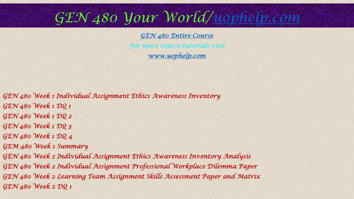 ethics awareness inventory Ethical perspective the ethics awareness inventory is assessment of a person's ethical perspective this report is tool that analyzes the way a person perceives what is right from wrong.