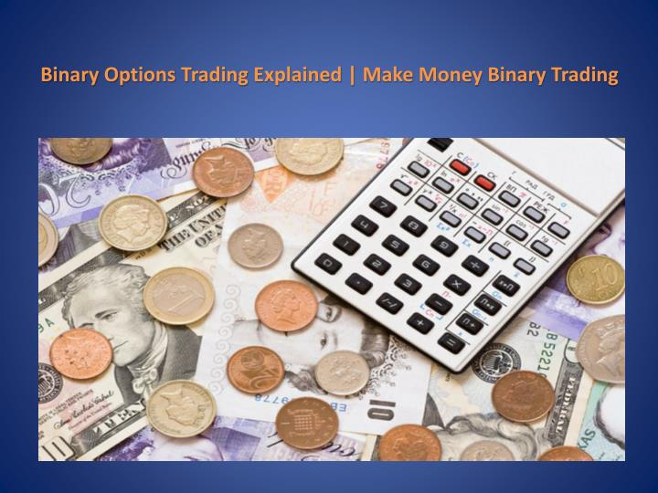 Does binary options really work