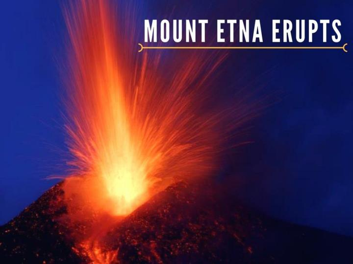 mount etna erupts n.