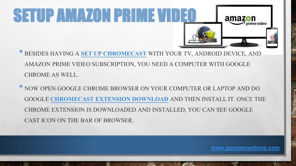 PPT - www google chromecast com setup call 1-844-305-0087