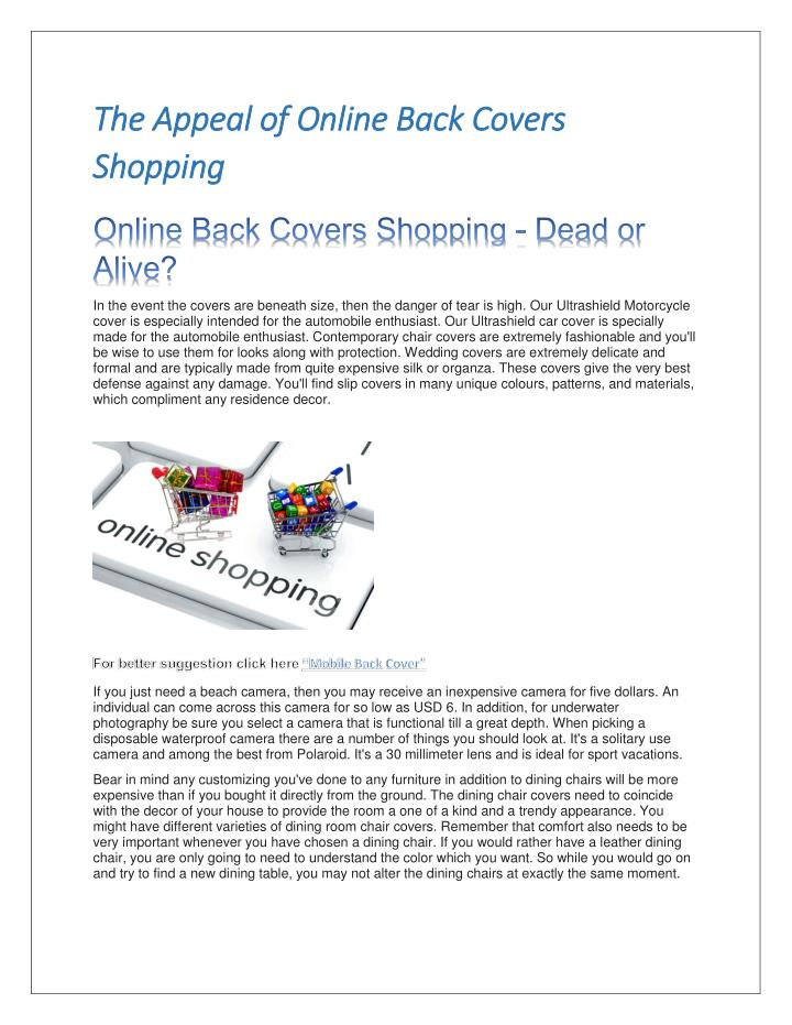 Mobile covers online shopping in pakistan