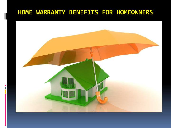 home warranty benefits for homeowners n.