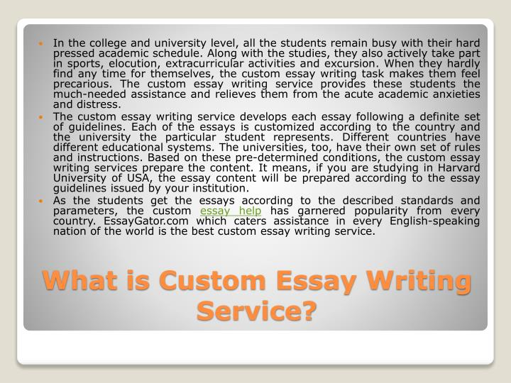 Custom essay writing help services australia