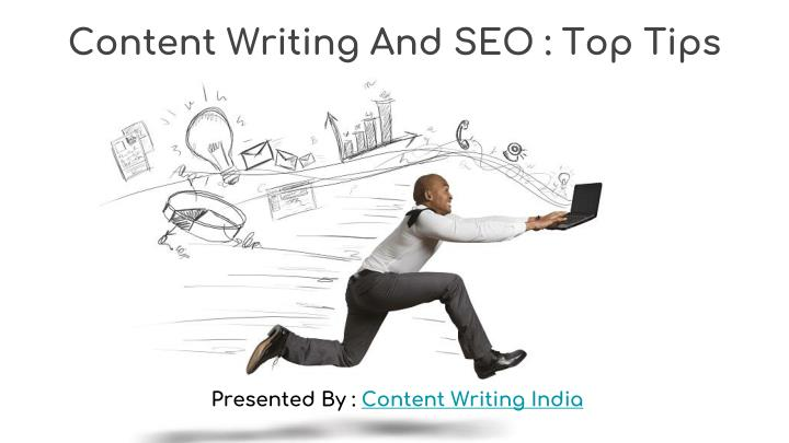 content writing and seo top tips n.