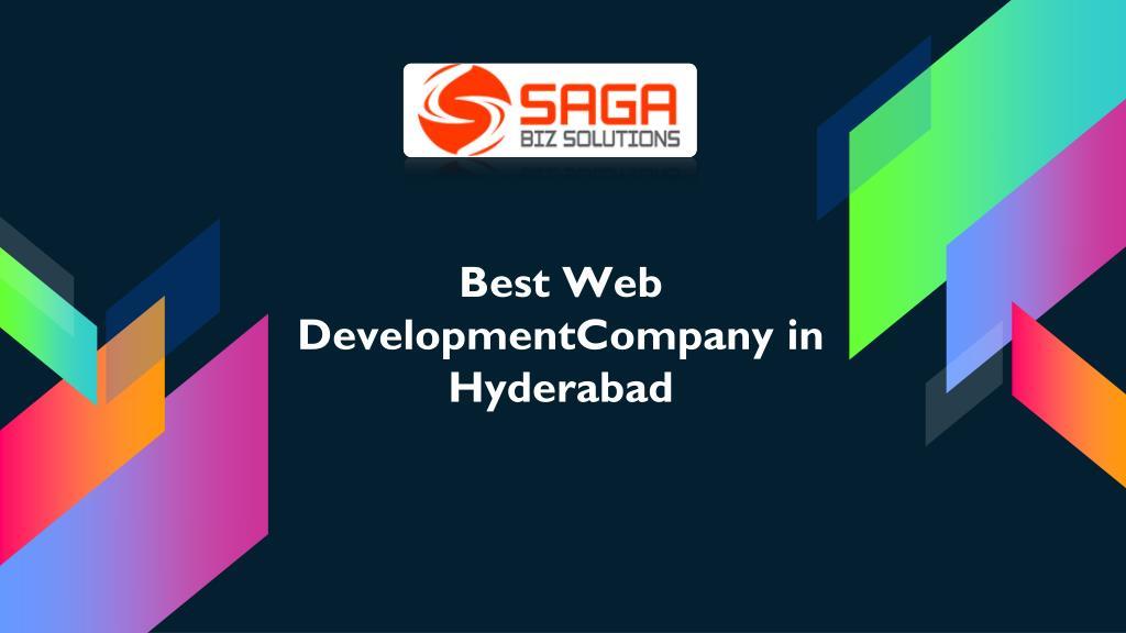 Ppt Web Development Companies In Hyderabad Web Development Services Hyderabad Powerpoint Presentation Id 7521223