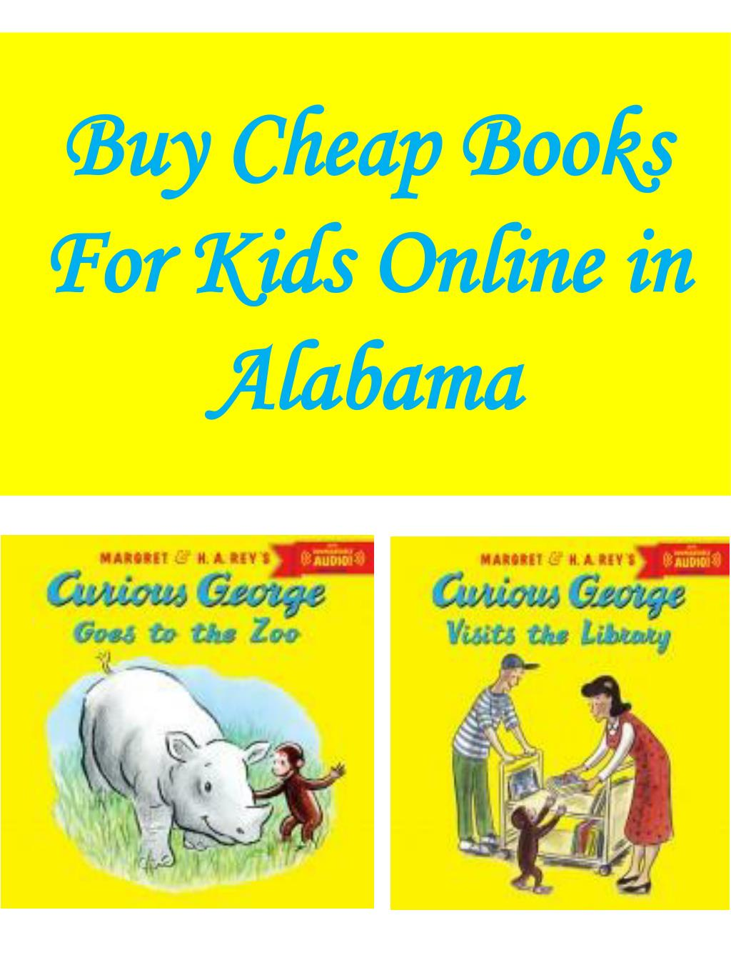 PPT - Buy Cheap Books For Kids Online in Alabama PowerPoint