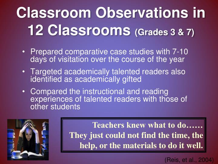 classroom observations Classroom observation checklist pre-school/kindergarten required documentation for component 4 sld 4 / obs prek (purple) page 3 of 3 social emotional.