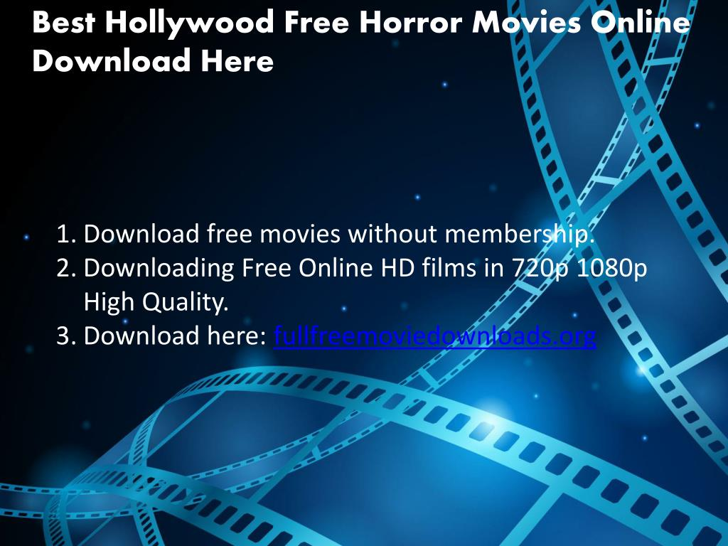 Learn These Top Hollywood Horror Movies Hd Download {Swypeout}
