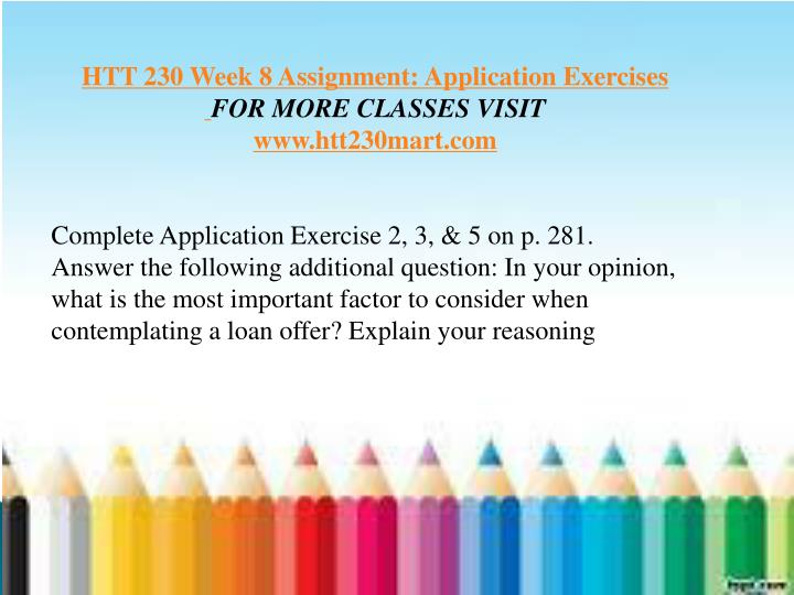 week 8 assignment 3 View homework help - bus 599 week 8 assignment 3 part 1 from bus 599 at strayer university, jackson ms running head: operation, technology, and management plan operation, technology, and management.
