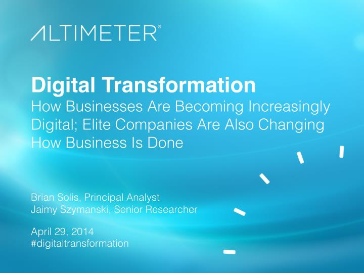digital transformation how businesses n.