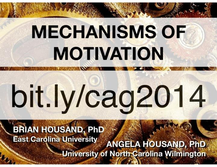 mechanisms of motivation 5 c s for promoting n.