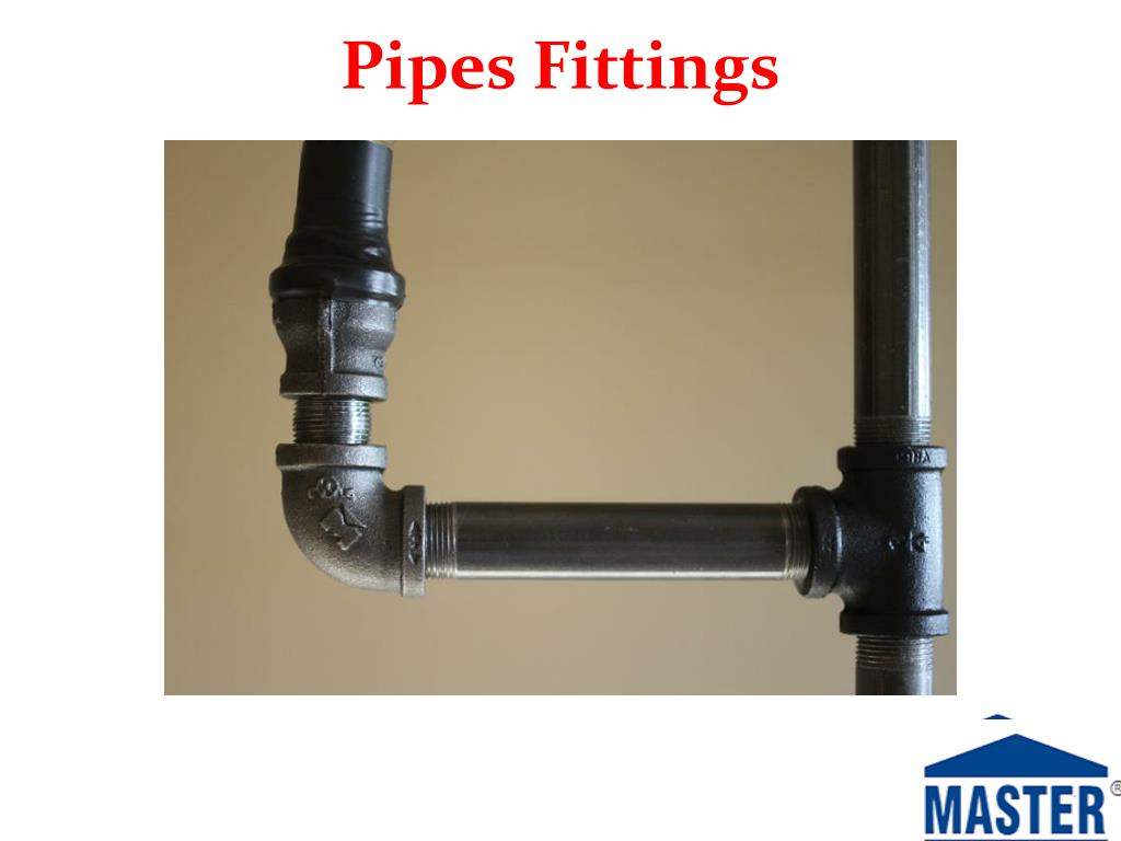 PPT - Plumbing Fittings PowerPoint Presentation - ID:7526226