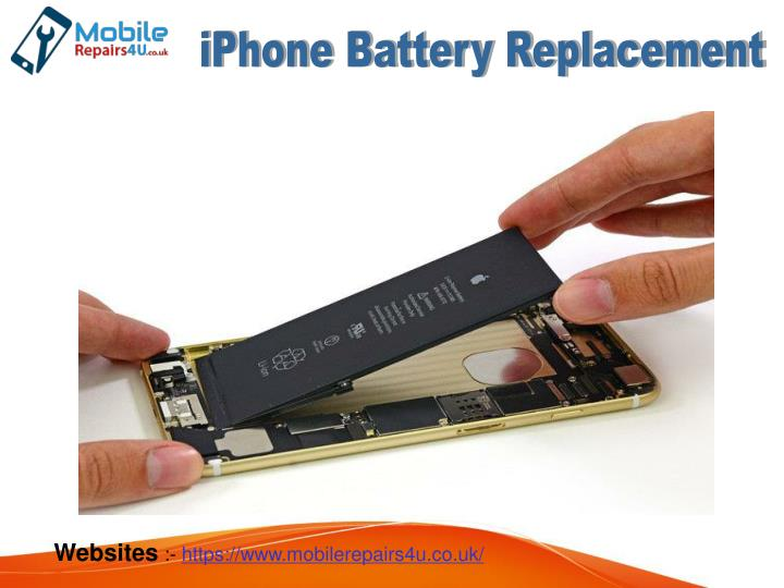 iphone battery replacement n.
