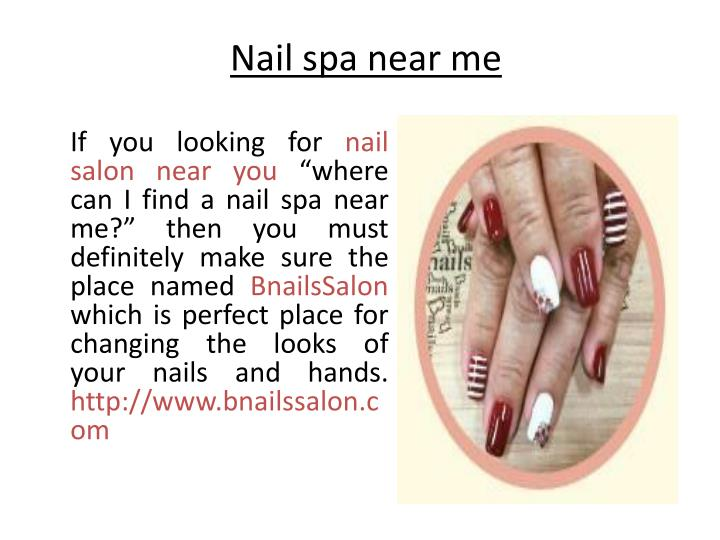 Ppt spa pedicure near me powerpoint presentation id - Nail salons close by ...