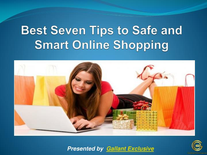 best seven tips to s afe and smart online shopping n.