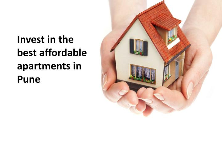 invest in the best affordable apartments in pune n.
