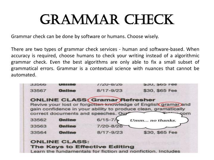 dissertation grammar