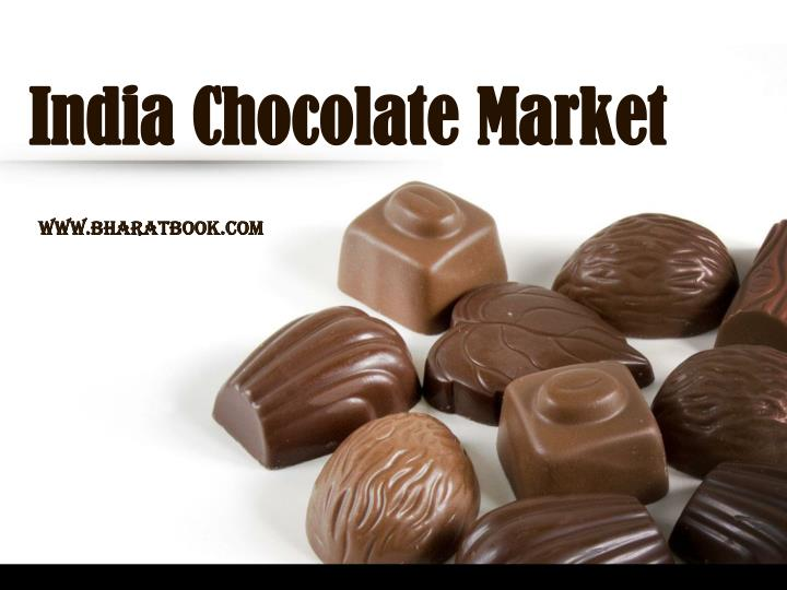 indian chocolate industry The chocolate industry in india is currently valued at inr 58bn (fy 2014) and is estimated to grow at a cagr of 16% till fy 2019 to reach inr 122bn this industry report provides an in-depth analysis of the chocolate industry - current and forecasted market scenario and segmentation of products, drivers and challenges.