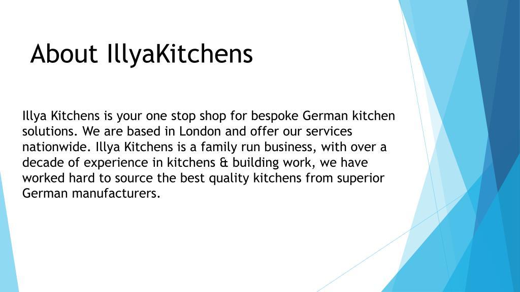 PPT - Wooden Kitchen Designs & Ideas by illyakitchens ...