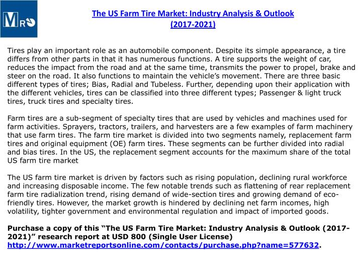 market research report the us farm 2015-10-21 farm tractors market - global industry analysis, size, share, growth, trends and forecast, 2013 – 2019 this research report analyzes this market depending.