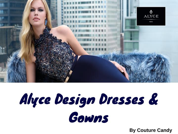 Alyce design dresses gowns