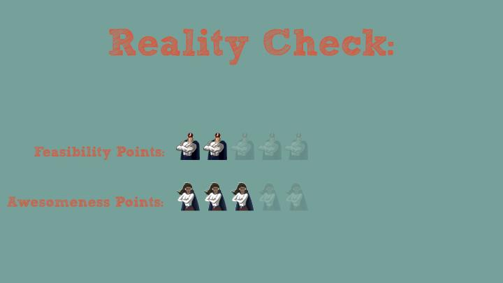 Reality Check: