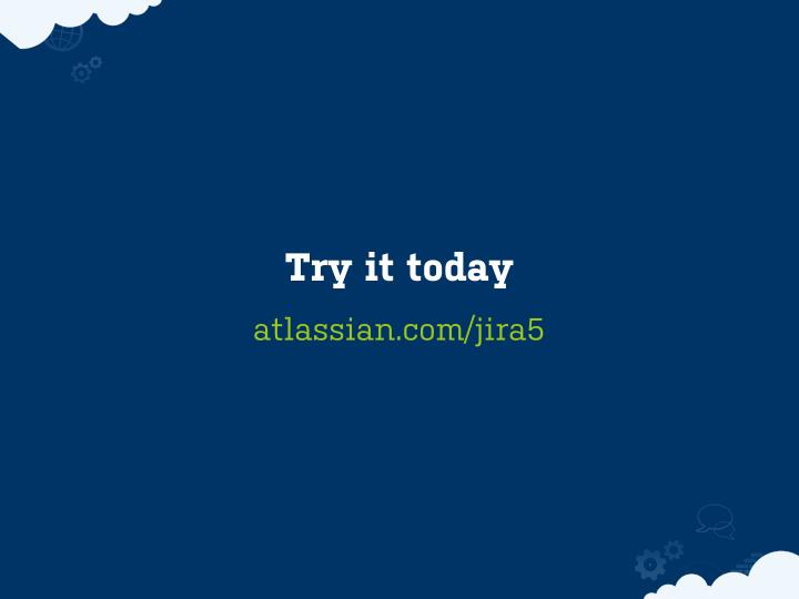 Try it today