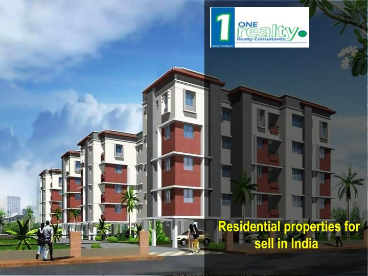 residential properties for sell in india n.