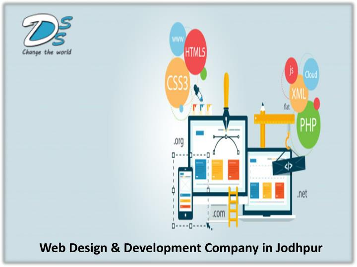 web design development company in jodhpur n.